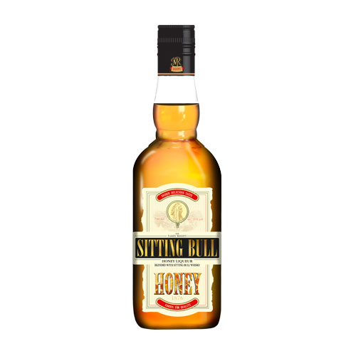 SITTING BULL Honey 35% 0,7 l