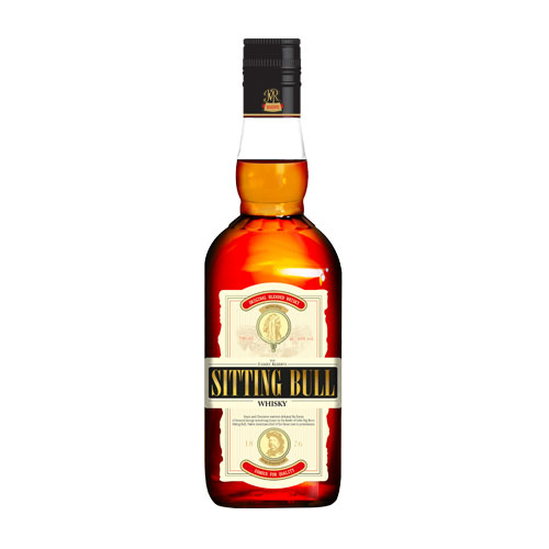 SITTING BULL Whisky 40% 0,7 l