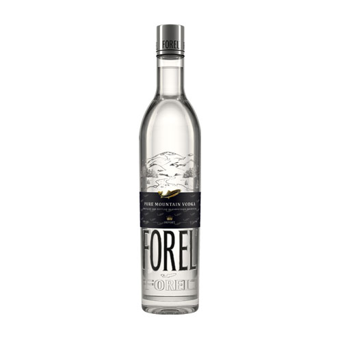 FOREL Vodka Exclusive 38% 0,7l
